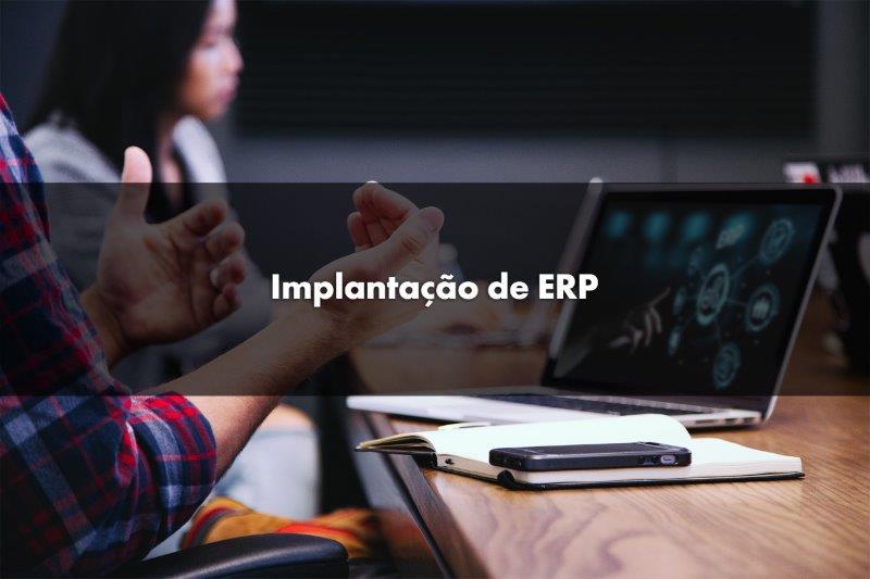 Consultoria em implantação de erp