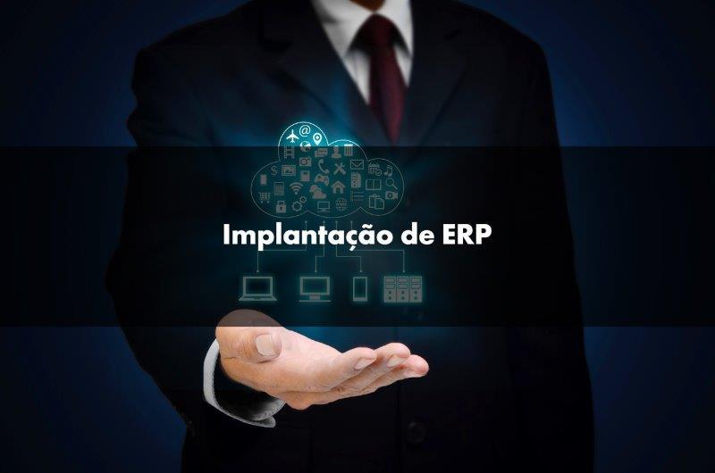 Empresa implantação erp