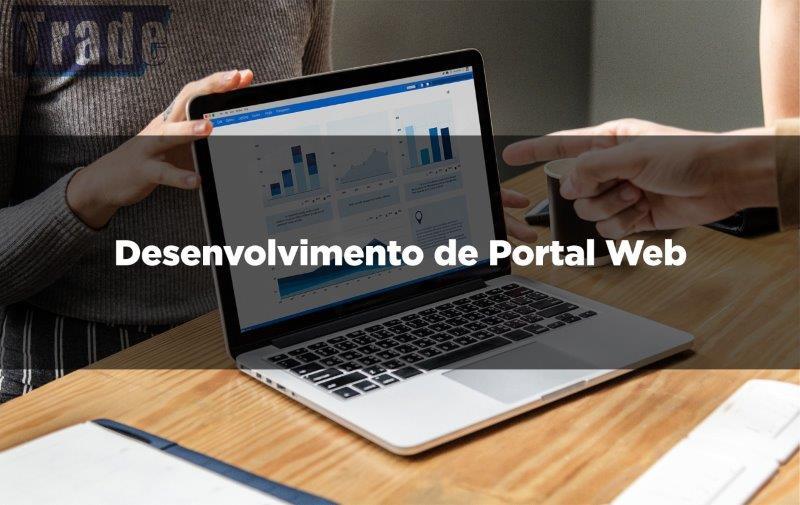 Portal para web