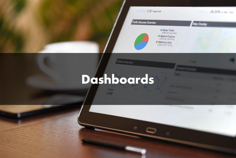 Totvs protheus dashboards